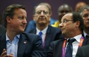 Le politiche naziste di cameron ed Hollande