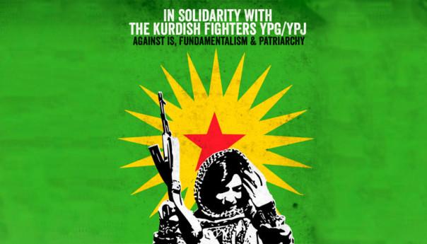 I curdi e la Rivoluzione democratica e libertaria del Rojava